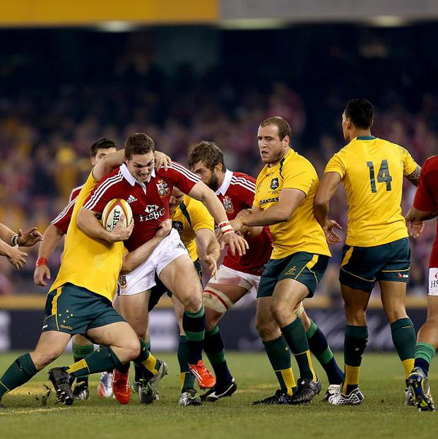 The British and Irish Lions may not just be coming up against Australia players in 2015 if Bill Pulver gets his wish