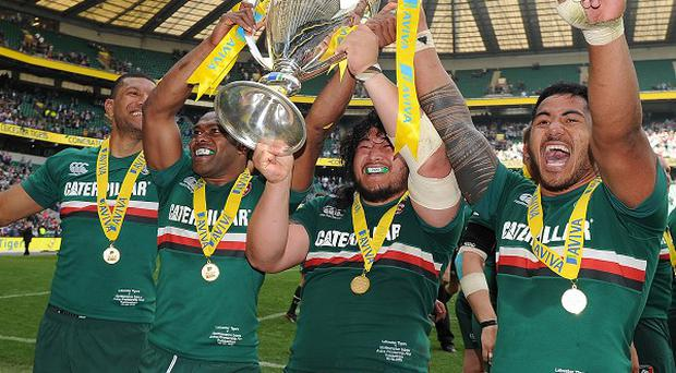 Leicester will begin their title defence against Worcester