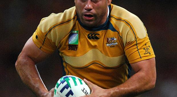 George Smith is the only surviving Wallaby from the 2001 British and Irish Lions tour to Australia