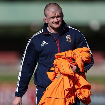 Graham Rowntree is confident the Lions can produce a 'huge performance' in Sydney