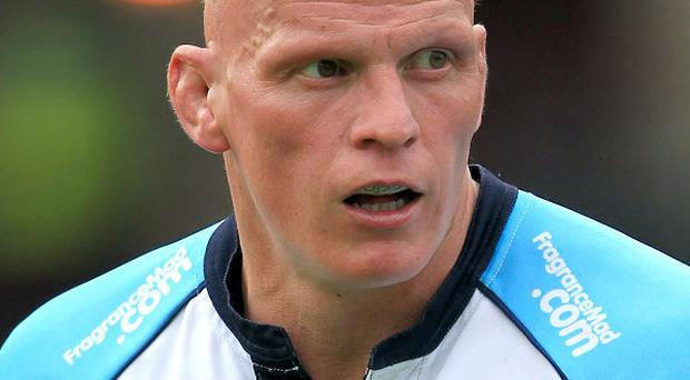 Craig Gillies joined Worcester in 2002