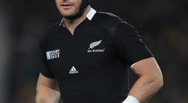 Ali Williams was an integral part of New Zealand's 2011 World Cup-winning side
