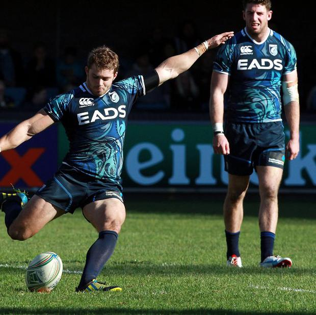 Cardiff Blues want Leigh Halfpenny to remain in the Welsh capital