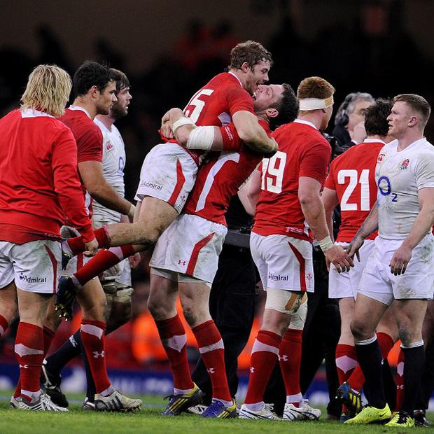 Wales beat England to this year's RBS 6 Nations championship