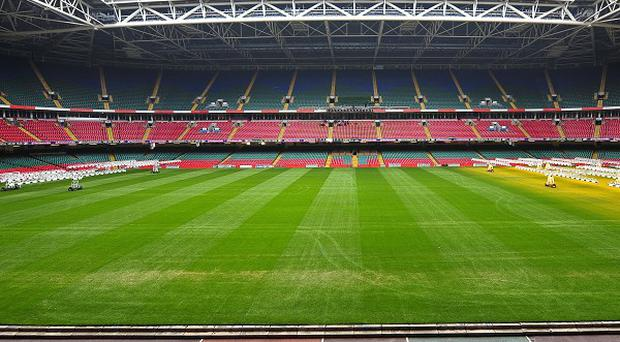 The Millennium Stadium will host the Heineken Cup final in 2014