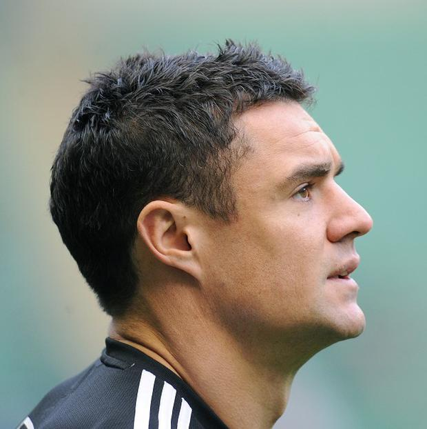Dan Carter was on song in the Crusaders' victory over the Reds