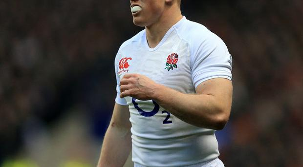 Chris Ashton was rested for England's tour of South America
