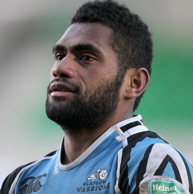Niko Matawalu is expected to be out for 'several weeks'