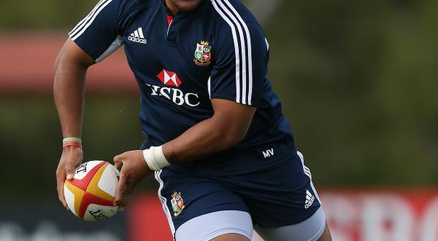 Mako Vunipola was included in the British and Irish Lions squad for Australia