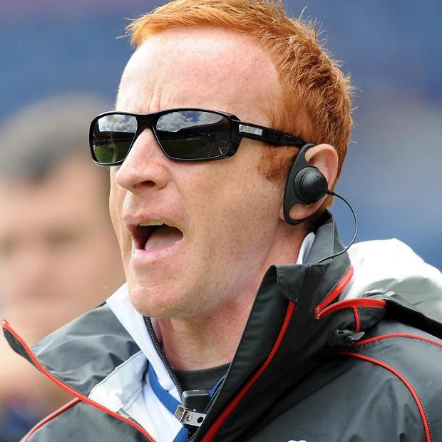 Ben Ryan guided England to five titles