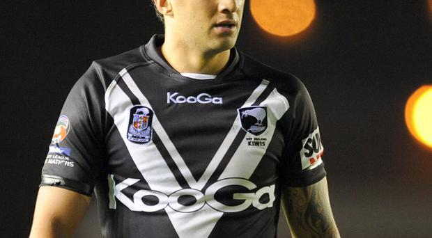 The Blues could deploy Benji Marshall at fly-half, inside centre or full-back