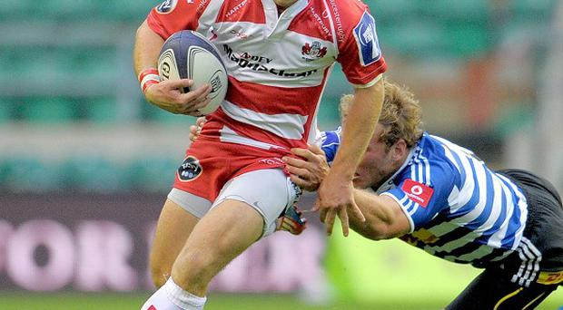 Dan Robson's Gloucester will face Harlequins in the quarter-finals