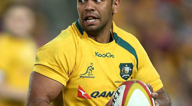 Kurtley Beale featured in Australia's series defeat to the British and Irish Lions