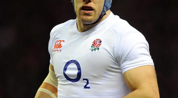 James Haskell is targeting an England return