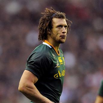 Zane Kirchner has been added to the South Africa squad