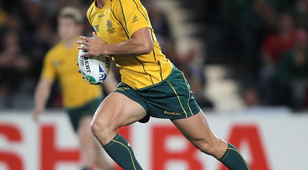 It remains to be seen whether Quade Cooper will start for Australia on Saturday