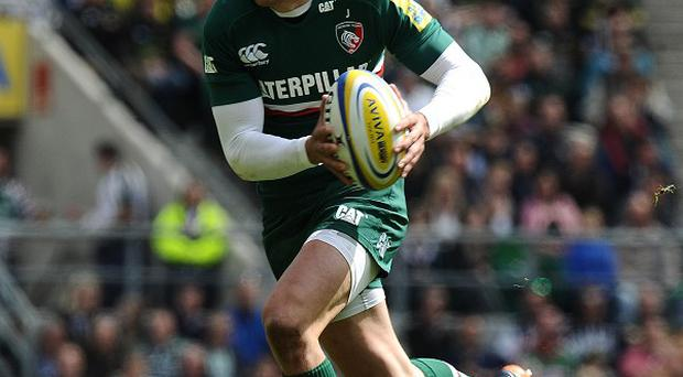 Toby Flood suffered concussion in a pre-season match against Ulster