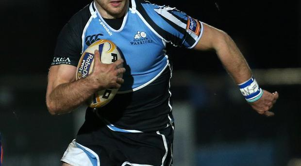 Tommy Seymour scored the only try of the game