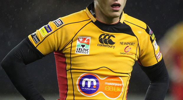 Jason Tovey's boot secured victory for Newport Gwent Dragons