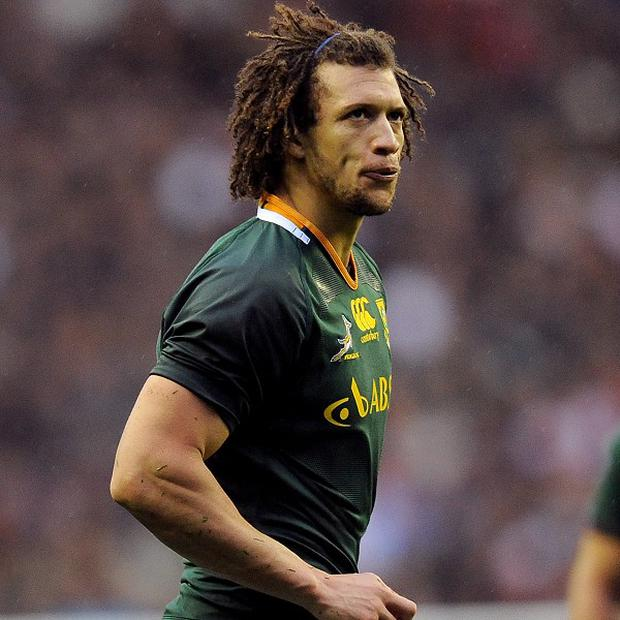 Zane Kirchner scored the pick of South Africa's tries after a flowing backs move