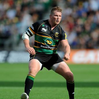 Dylan Hartley set about answering his critics quickly, scoring a try in the fourth minute to set up Northampton's win