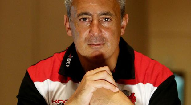 Nigel Davies wants a response from Gloucester on Sunday