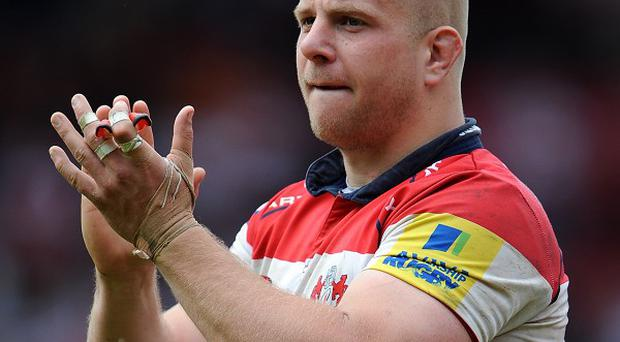 Nick Wood has been hit with an eight-week ban