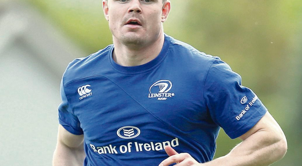 One more year: Brian O'Driscoll starts his final lap as a professional rugby player