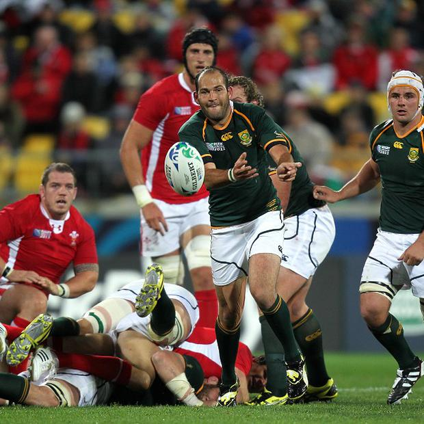 South Africa's Fourie du Preez is back for Australia clash.