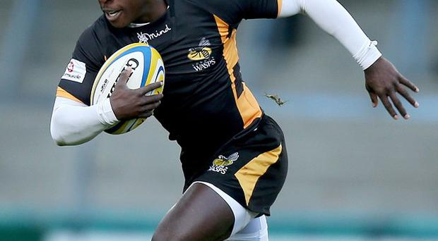 Christian Wade was a try-scorer as Wasps beat Worcester to end their losing run.