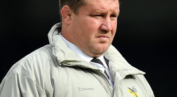 Dai Young paid tribute to the Wasps scrum
