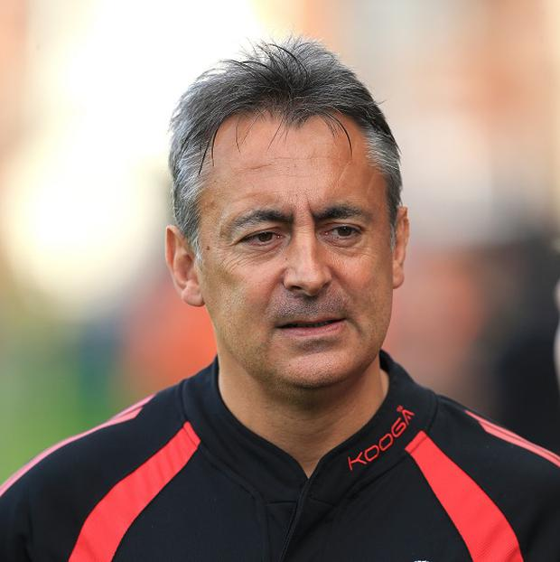 Gloucester director of rugby Nigel Davies hailed his side's mental strength