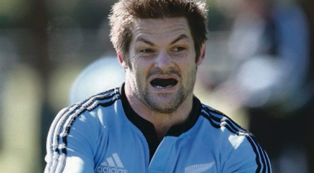 The All Blacks hope to have Richie McCaw available for the final match of the tournament