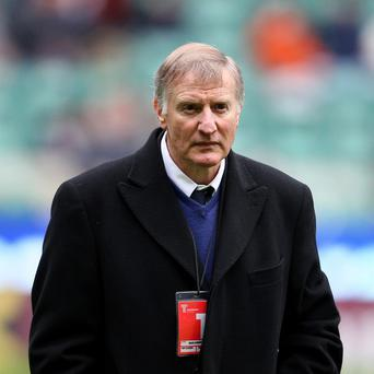 Alan Solomons is playing catch-up