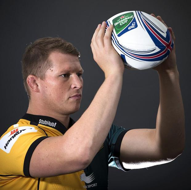 Dylan Hartley knows he has a job on his hands to break into the England starting line-up