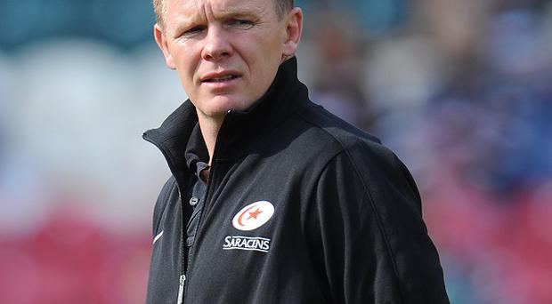 Mark McCall was glad to see his Saracens side 'roll up their sleeves'