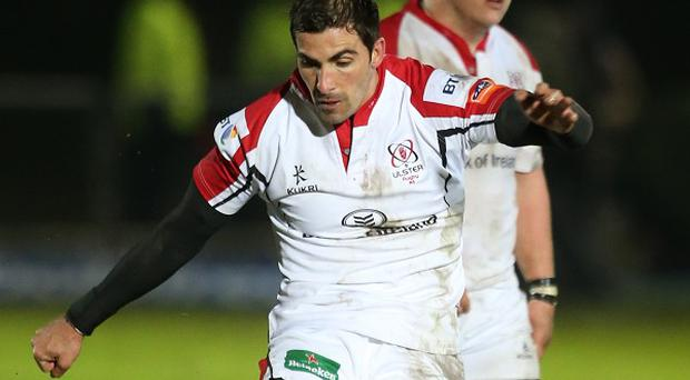 Ruan Pienaar has signed a new deal with Ulster