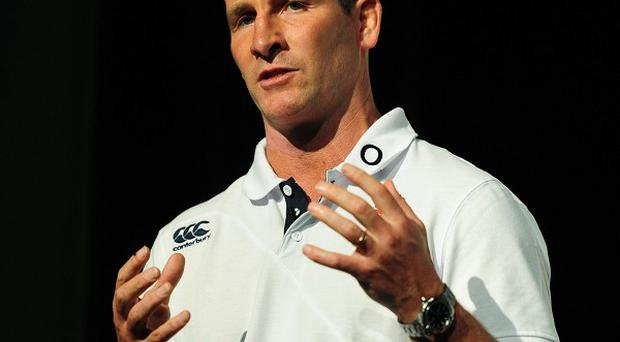 England head coach Stuart Lancaster sees New Zealand as the benchmark side of international rugby union.