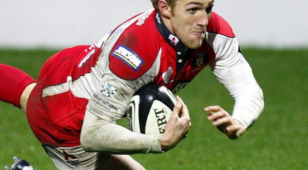 Olly Morgan has retired because of a knee injury