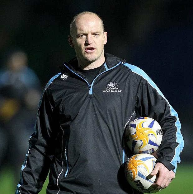 Gregor Townsend, pictured, is looking forward to the clash with Toulon