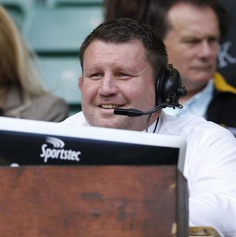 Wasps Director of Rugby David Young, pictured, hopes for a bonus point win over Viadana
