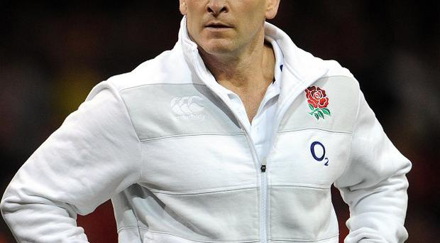 England head coach Stuart Lancaster plans to speak to football counterpart Roy Hodgson about home pressure.