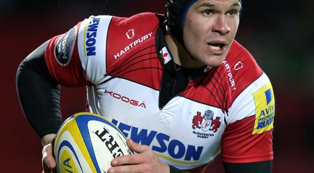 Rob Cook has extended his Gloucester stay by two years