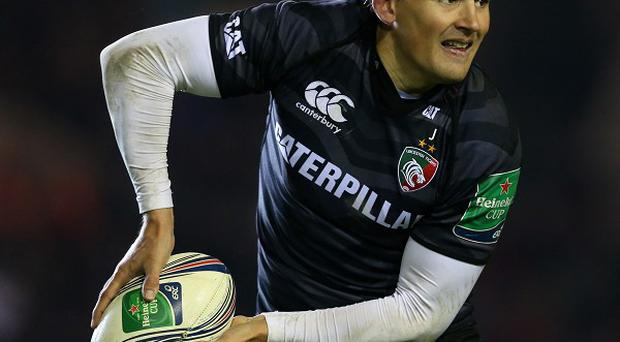 Toby Flood felt that Leicester's error count was too high