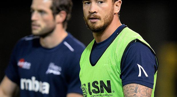 Sale Sharks' Danny Cipriani impressed in the Amlin Challenge Cup win over Worcester Warriors.