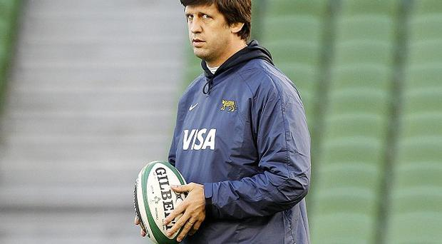 Santiago Phelan has resigned from his role as Argentina coach