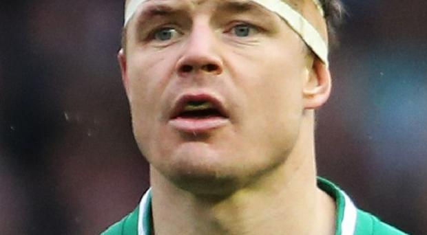 Brian O'Driscoll has been named in Ireland's squad for the autumn internationals.