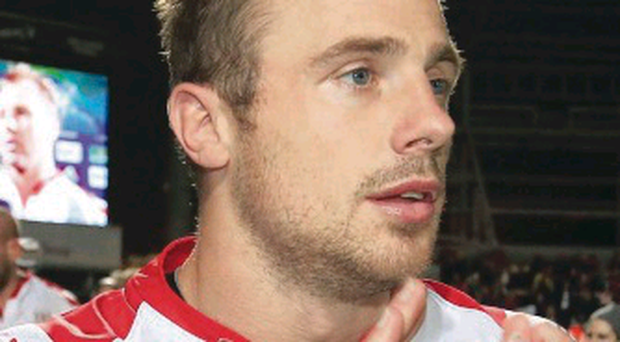 Top gear: Tommy Bowe wants to repeat his Lions form for Ireland