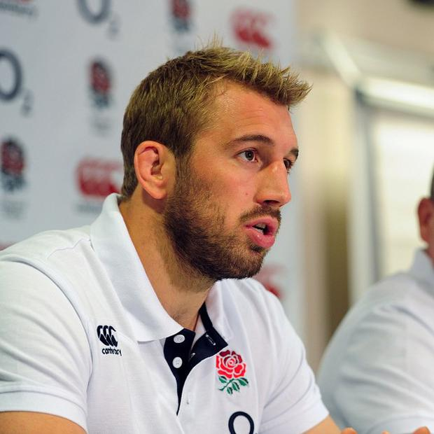 Stuart Lancaster believes Chris Robshaw may have benefited from missing the Lions tour.
