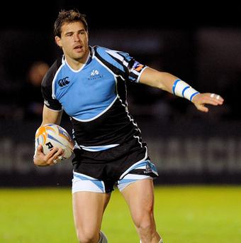 Sean Lamont will return for Glasgow Warriors against Munster on Friday.